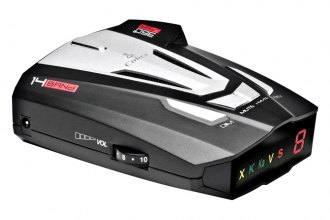 Cobra® - High Performance Radar/Laser Detector