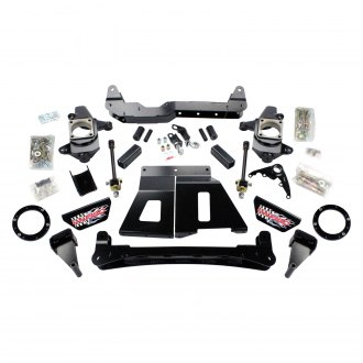 "Cognito Motorsports® - 4"" Front Suspension Lift Kit"