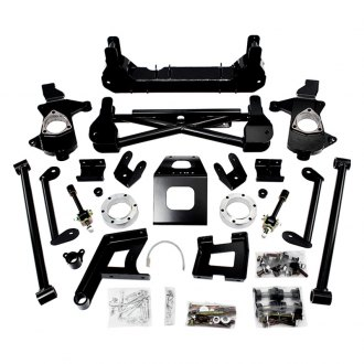 "Cognito Motorsports® - 7"" Front Suspension Lift Kit"