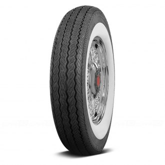 COKER® - FIRESTONE 2 INCH WHITEWALL