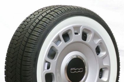 P185/55R15 - COKER® American Classic 1 5/8 Inch Whitewall Tires Promo (HD)