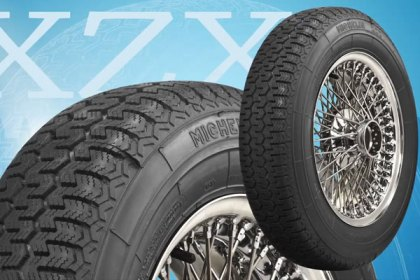 125/80R15.5 - COKER® Michelin X Stop Classic Radial Tires (HD)
