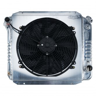 Cold Case® - Aluminum Performance Radiator with Fan