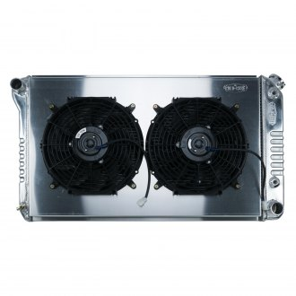Cold Case® - Aluminum Performance Radiator with Fan Kit