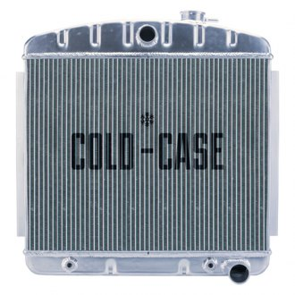 Cold Case® - Front Mount Aluminum Performance Radiator