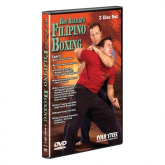 Cold Steel® - Ron Balicki's Filipino Boxing DVD