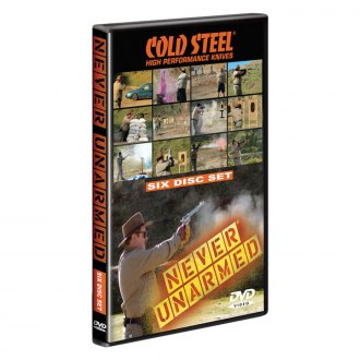 Cold Steel® - Never Unarmed DVD