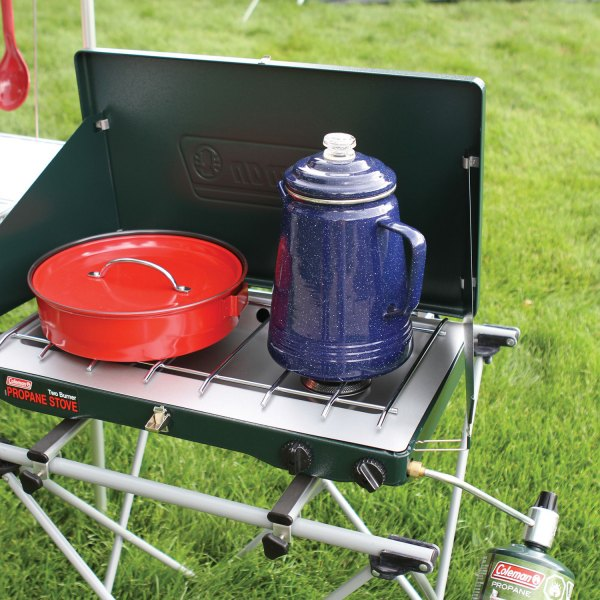 Coleman 174 Pack Away Outdoor Camp Kitchen