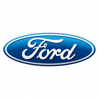 Colgan® - Silkscreen Ford Blue Oval Logo