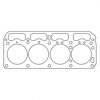 "Cometic Gasket® - 0.043"" Copper Cylinder Head Gasket"