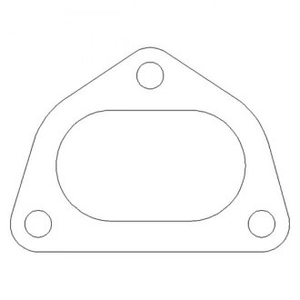 Cometic Gasket® - MLS Exhaust Header Gasket
