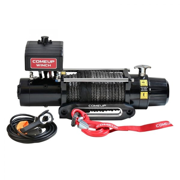 ComeUp® 859113 - 9,000 lbs DV Electric Winch with Synthetic Rope and on desert dynamics winch wiring diagram, switch wiring diagram, 3 wire wiring diagram, ramsey rep 8000 solenoid diagram, overhead crane electrical wiring diagram, fan motor wiring diagram, trailer hitch wiring diagram, 12 volt winch wiring diagram, electric winch wiring diagram, winch motor wiring diagram, badland wireless remote wiring diagram, 4 wheeler winch wiring diagram, trailer light plug wiring diagram, venom winch wiring diagram, speedometer wiring diagram, solenoid switch diagram, atv winch wiring diagram, badland winch solenoid diagram, dc motor forward reverse wiring diagram, champion winch wiring diagram,