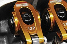 COMP Cams® - 1.72-ratio Roller Rockers