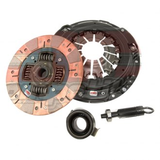 Competition Clutch® - Stage 3 Street/Strip Series 2600 Segmented Cerametalic Clutch Kit