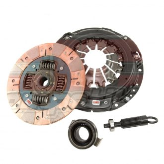Competition Clutch® - Stage 3 Street Series Brass Plus Cerametallic Clutch Kit
