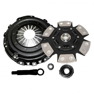 Competition Clutch® - Stage 4 Sprung Strip Series Clutch Kit