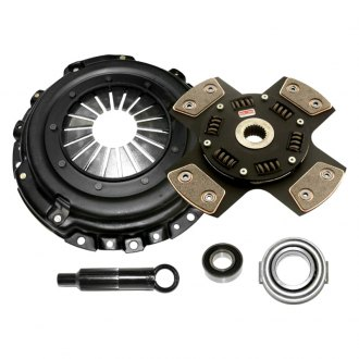 Competition Clutch® - Stage 5 Sprung Strip Series 1420 4-Puck Ceramic Clutch Kit