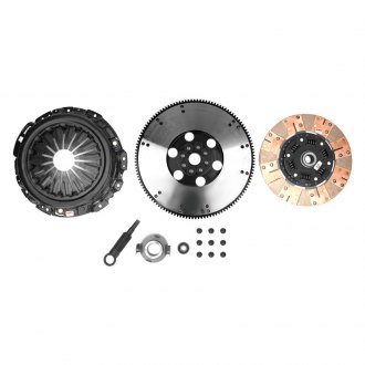 Competition Clutch® - Stage 2 Street Series Brass Plus Cerametallic Clutch Kit