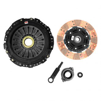Competition Clutch® - Stage 1 Street Series Steel Backed Facing Clutch Kit