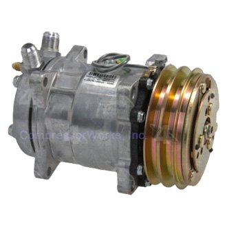 CompressorWorks® - A/C Compressor with Clutch