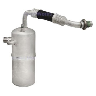 CompressorWorks® - Suction Side A/C Accumulator with Hose Kit