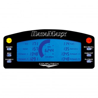 Computech® - LCD Dash Display