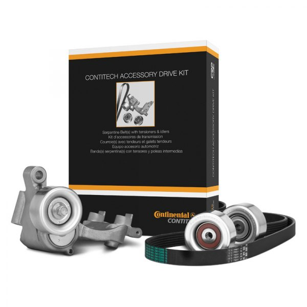Continental® - ContiTech™ Accessory Drive Belt Kit
