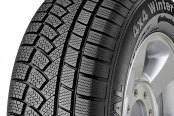 CONTINENTAL® - CONTI4X4WINTERCONTACT Tire Protector Close-Up