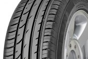 CONTINENTAL® - CONTIPREMIUMCONTACT 2 SSR Tire Protector Close-Up