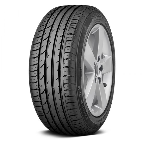 CONTINENTAL® - CONTIPREMIUMCONTACT 2 Tire Protector Close-Up