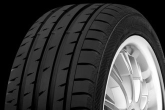 CONTINENTAL® - CONTISPORTCONTACT 3 Tire Protector Close-Up