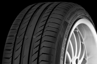 CONTINENTAL® - CONTISPORTCONTACT 5 SSR Tire Protector Close-Up