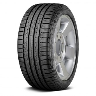 CONTINENTAL® - CONTIWINTERCONTACT TS810S Tire Protector Close-Up