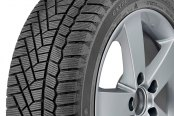 CONTINENTAL® - EXTREMEWINTERCONTACT Tire Protector Close-Up