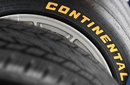 CONTINENTAL® - Tire and Imsa Partnership