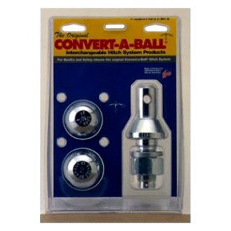 "Convert-A-Ball® - 1-7/8"" / 2"" Trailer Hitch Ball"