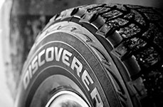 COOPER® - Discoverer A/T3 Tires on Car