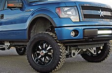COOPER® - Discoverer STT Tires on Ford F-150