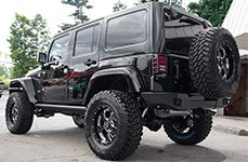 COOPER® - Discoverer STT Tires on Jeep Wrangler Rubicon