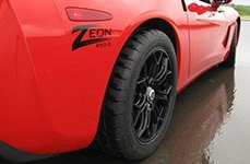 COOPER® - Zeon RS3-S Tires on Chevy Corvette