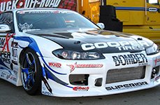 COOPER® - Zeon RS3-S Tires on Nissan Silvia