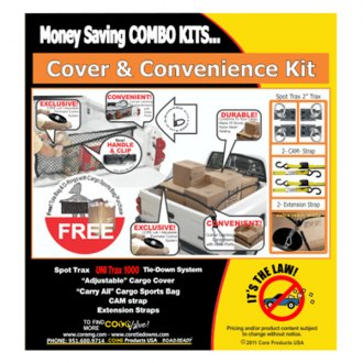 Core® - Cover/Containment Combo Tie Down Kit
