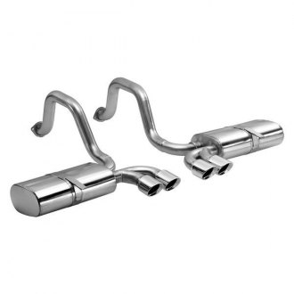 Corsa® - Sport Series Stainless Steel Exhaust System