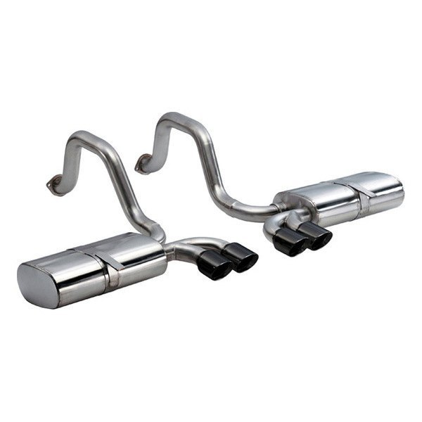 Corsa® - 304 SS Axle-Back Exhaust System