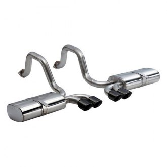 Corsa® - 304 Stainless Steel Exhaust System