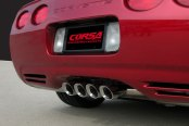 Corsa® - Sport™ Stainless Steel Axle-Back Exhaust System