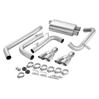 Corsa® - Sport™ 304 SS Cat-Back Exhaust System