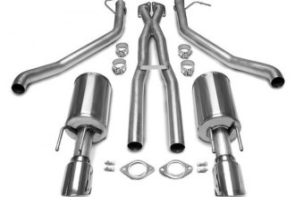 Corsa® - Sport Polished Stainless Steel Exhaust System