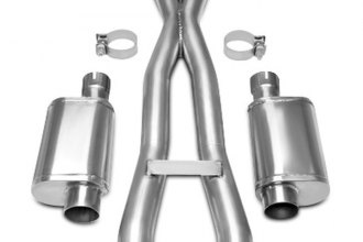 Corsa® - Polished Stainless Steel Conversion Pipe Kit