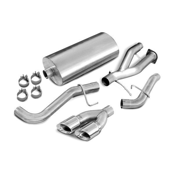 Corsa® - Stainless Steel Cat-Back Exhaust System